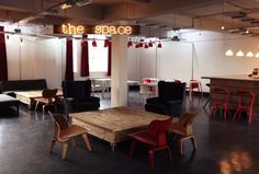 image6 700x474 Temple Studios Creative Warehouse Offices