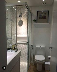 #inspiraçao te dedico @clau_paquiel ❤❤ Fonte @juliana_scherer  #banheiropequeno