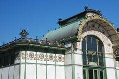 Vienna, U Bahn Station, Metro Subway, Language School, Php, Louvre, Building, Travel, Viajes