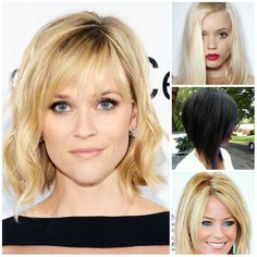 Trendy Shoulder-Length Haircuts to Try in 2016 | Haircuts, Hairstyles 2016 and Hair colors for short long & medium hair