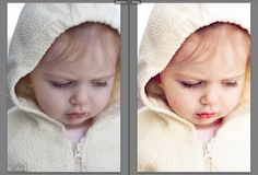 """Are you cheating when you edit your photos? Great discussion topic inspired by MCP Actions. My answer is, """"No"""" but I'd love to hear your thoughts! Click through for more examples of before/after edits and see what you think! Cheating or not?"""
