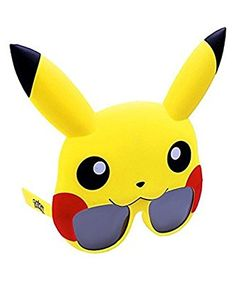 Sunstaches Officially Licensed Pokemon Pikachu