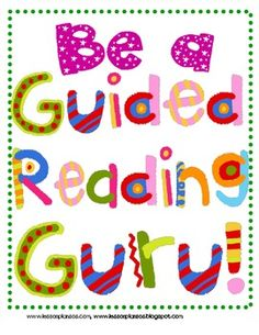 Guided reading notebook for teaching.  Organizational idea.