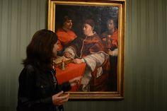 #invasionidigitali #capemonte - la passione nell' arte _ Carla Di Martino