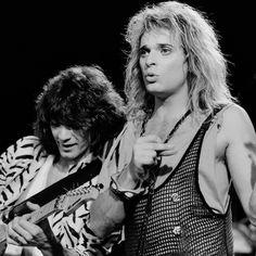 Alex Van Halen, Eddie Van Halen, Custom Acoustic Guitars, Custom Guitars, Big Hair Bands, David Lee Roth, Just Beautiful Men, Glam Metal, Tommy Lee