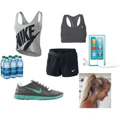 """""""Just another Gym outfit."""" by emily-pena on Polyvore"""