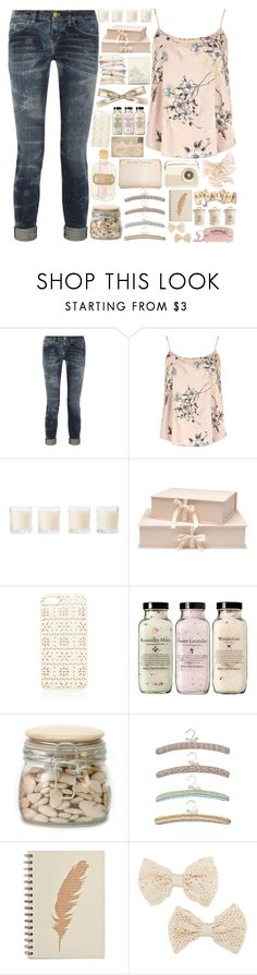 """Pretty Little Thing"" by korrashay ❤ liked on Polyvore featuring Current/Elliott, Dorothy Perkins, Shabby Chic, Nina Campbell, Forever New, Toast, Design 55 and MOOD"
