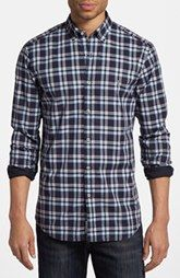 Lacoste Plaid Sport Shirt