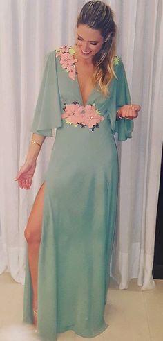 Helena Bordon   Supernatural Style | https://styletrendsblog.blogspot.com/