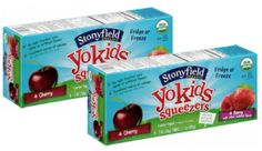 $2.50 off Any (2) Stonyfield YoKids Squeezers 8-packs Coupon on http://hunt4freebies.com/coupons