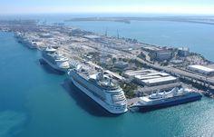 #Miami #Cruise Port