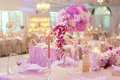 New wedding centerpieces tall pink flower arrangements Ideas Pink Flower Arrangements, Wedding Table Settings, Wedding Flower Arrangements, Flower Centerpieces, Wedding Centerpieces, Wedding Decorations, Wedding Gifts For Groomsmen, Rustic Wedding Flowers, Simple Weddings
