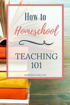 You don't need a degree to homeschool, but I did learn some helpful strategies as a former teacher turned homeschool mom. Sharing 7 teaching tools to help you!