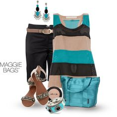 """""""Tickle Me Turquoise"""" by Maggie Bags on #Polyvore #MaggieBags #handbags #purses #fashion #ecofriendly #seatbelthandbags"""