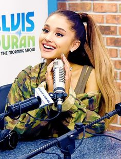 ariana grande and interview