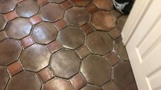 Houston Tile Works is your local tile installation contractor. We install all types of tile in all areas of your home or business. Bathroom Floor Tiles, Bathroom Gray, Bathroom Bath, Kitchen Floor, Bathroom Layout, Concrete Shower Pan, Shower Pan Installation, Wood Like Tile, Peel And Stick Floor