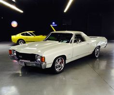 El Camino--I insure my cousins El love this ride  Call us to insure your classic collector www.paradisoinsurance.com #paradisoinsurance #classiccollectors