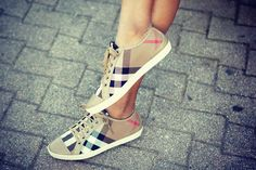 Burberry Brit Trainers