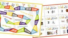 Discipline, Monopoly, Cycle 3, Games, Montessori, Vocabulary Games, Purpose, Gaming, Toys