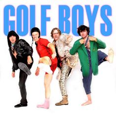 Update of The Golf Boys