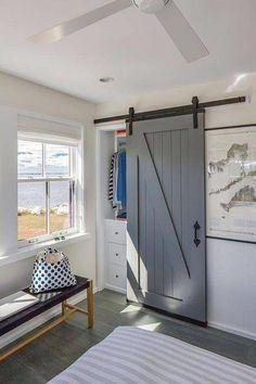 Barn Door Inside House Barn Door Style Sliding Doors Modern