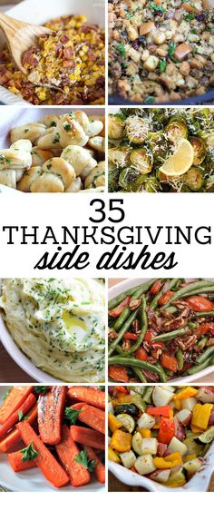 35 Thanksgiving Side