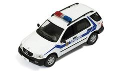 IXO Mercedes-Benz Diecast Model Car This Mercedes-Benz (Alabama Police Diecast Model Car is White and has working wheels and also comes in a display case. It is made by IXO and is scale (approx. Mercedes Benz Ml 320, Mercedes Benz Models, Play Vehicles, Diecast Model Cars, Display Case, Scale Models, Hot Wheels, Games To Play, Alabama
