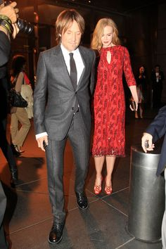 Keith Urban Photo - Nicole Kidman and Keith Urban at the New York Film Festival in NYC