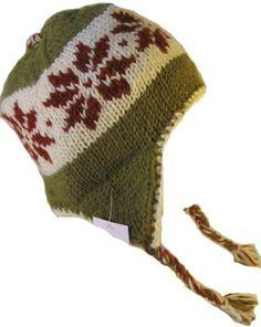 Wool Winter Chullo Beanie Fleece Lined Toque « Clothing Impulse