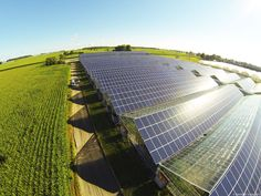 Enphase Energy has just completed a year-long project, having installed more than 9,000 microinverters on a 2.3 MW rooftop #solar array on a greenhouse in Ontario, Canadian. http://www.solarreviews.com/blog/enphase-microinverters-installed-canadian-081613/