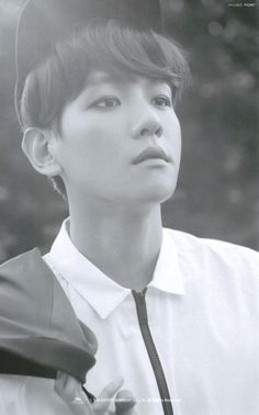 [SCAN] EXODUS PHOTO SET A, B, C ver. #백현 #BAEKHYUN