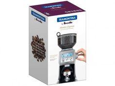 Moedor de Café 60 Níveis de Moagem 165W Tramontina - Express com as melhores…