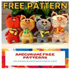 Amigurumi Animals Archives - Page 2 of 4 - En.amigurumitariflerim.com
