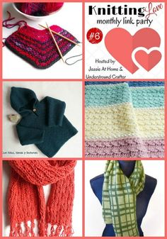 Ryelan Scarf - Knitting Love Link Party 6 with Jessie At Home and Underground Crafter Knitting Designs, Knitting Patterns, The Lavender Chair, Knitting For Beginners, Free Knitting, Jessie, Mittens, Free Pattern, Knit Crochet