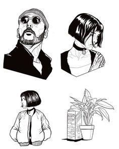 Leon the Professional fanart