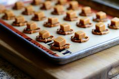 Lia's Butter Toffee | Recipe | Butter Toffee, Butter Toffee Recipe and ...