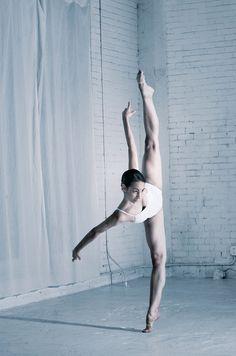 beautiful!!! #dance  Dancer: Amanda Assucena, The Joffrey Ballet Photo by Gina Uhlmann Photography
