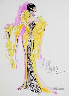 Cher show costume - Bob Mackie