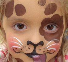 Mamma, impariamo a pitturare il viso!