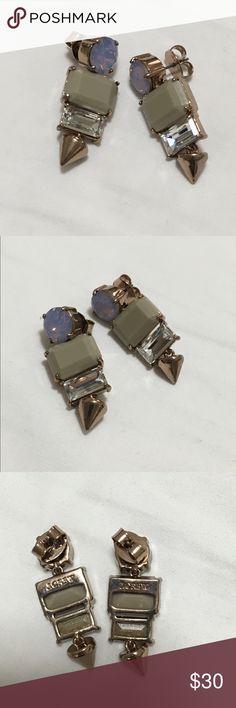 J. Crew Earrings NWOT Never worn. J. Crew Jewelry Earrings