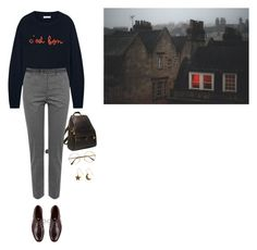 """Untitled #975"" by mywayoflife ❤ liked on Polyvore featuring Le Donne, Chinti and Parker, Oasis, Sesto Meucci, Retrò, SOPHIE by SOPHIE, Strange Days and Vetements"