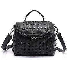 Luxury Sheepskin Studded Bag,  bag, Lila's Beauty Bag, [product_tags]
