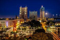 Downtown San Antonio, TX