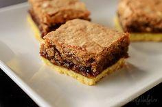 Prajitura cu gem si bezea cu nuca - Dulciuri fel de fel - Prajitura Figaro Facebook Recipe, Savoury Cake, No Bake Cake, Baking Recipes, Ice Cream, Yummy Food, Sweets, Homemade, Cooking