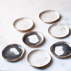 Amazing #ceramic plates.