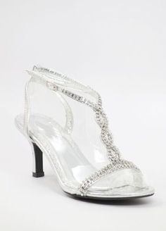 Silver wedding shoes for bridesmaids at http://www.shopzoey.com/silver-bridesmaid-shoes/   (Style 800-41)
