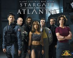 Stargate SG-1's sister show about an international Stargate team that sets up base in a different galaxy on the lost Ancient outpost of Atlantis. Description from fersforum.blogspot.com. I searched for this on bing.com/images