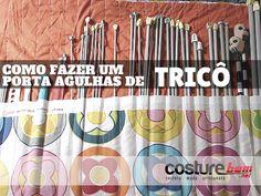 Muito bom Como Fazer um Porta Agulhas de Tricô ,  Como Fazer um Porta Agulhas de Tricô Você que trabalha nas diversas modalidades da costura e da moda, saiba que o tricô é uma arte e que nunca ... , Rogério Wilbert , http://blog.costurebem.net/2012/08/como-fazer-um-porta-agulhas-de-trico/ ,  #ComoFazerumPortaAgulhasdeTricô
