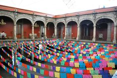 Palace of the Counts of Santiago de Calimaya UpperCourtMusemCityDF
