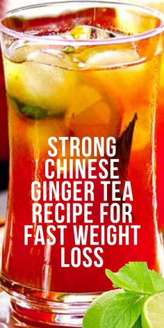 Strong Chinese Ginger Tea Recipe For Fast Weight Loss Are you looking for weight loss drinks? Maybe you want to know how to make weight loss smoothies? Check these delicious, easy-to-make healthy smoothies recipes for rapid weight loss. Weight Loss Drinks, Fast Weight Loss, How To Lose Weight Fast, Weight Gain, Lose Fat, Weight Loss Tea, Body Weight, Water Weight, Losing Weight Tips